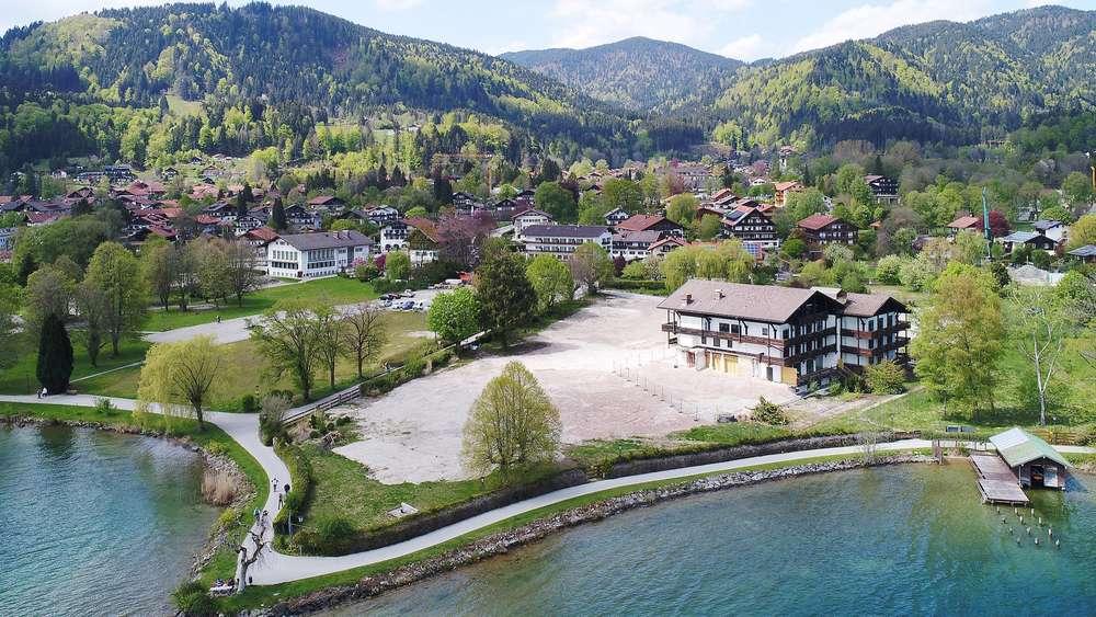 Bad Wiessee Strüngmann Legt Neue Planung Für Hotel Am See
