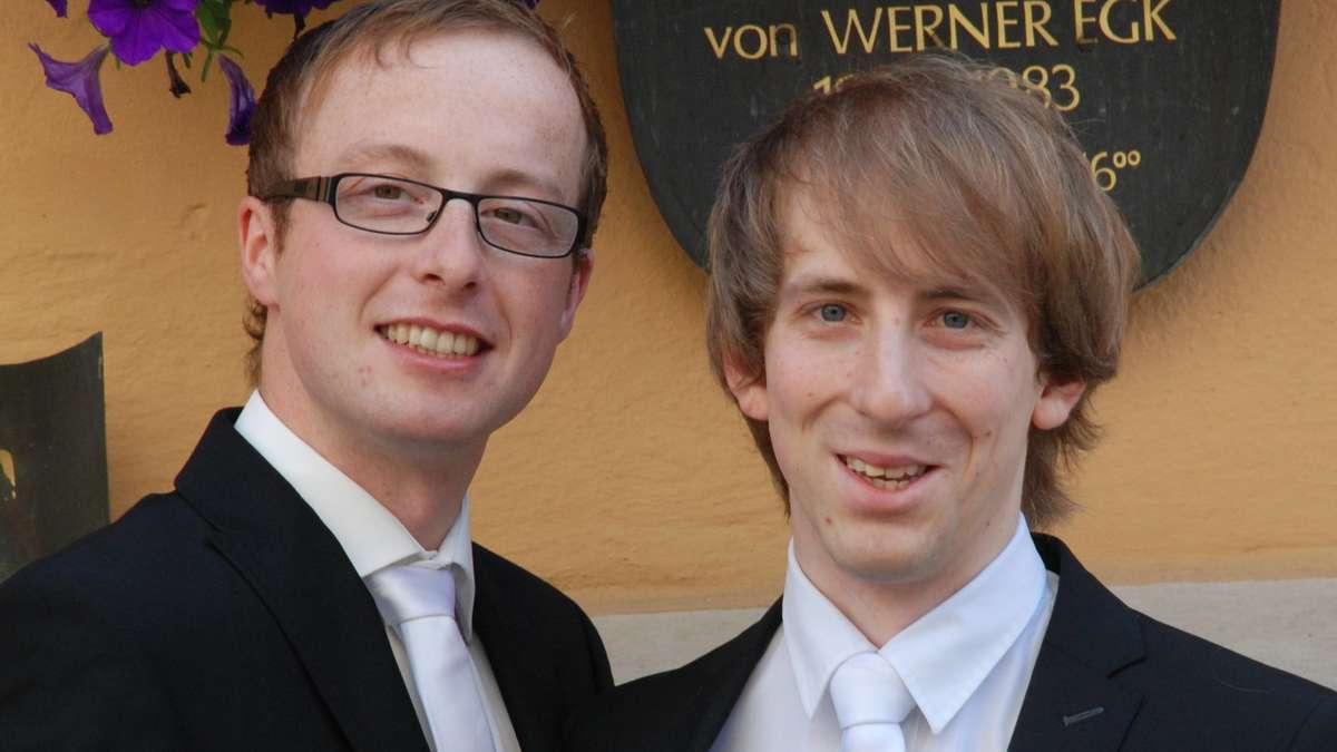 Heute Martin Und Andreas Kern Heiraten Zum Dritten Mal Jetzt Ist