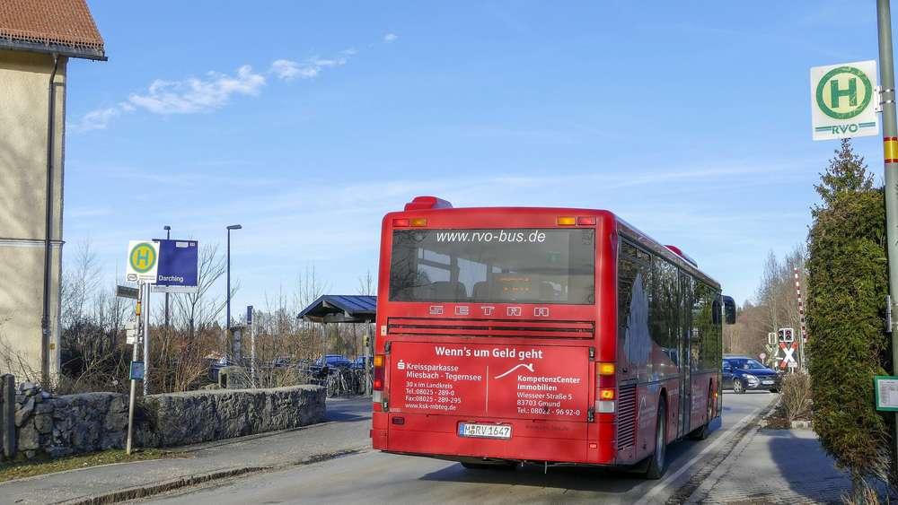 Weyarn Shuttle Bus Test Zeigt Bus Fahrplan Passt Nicht Zur