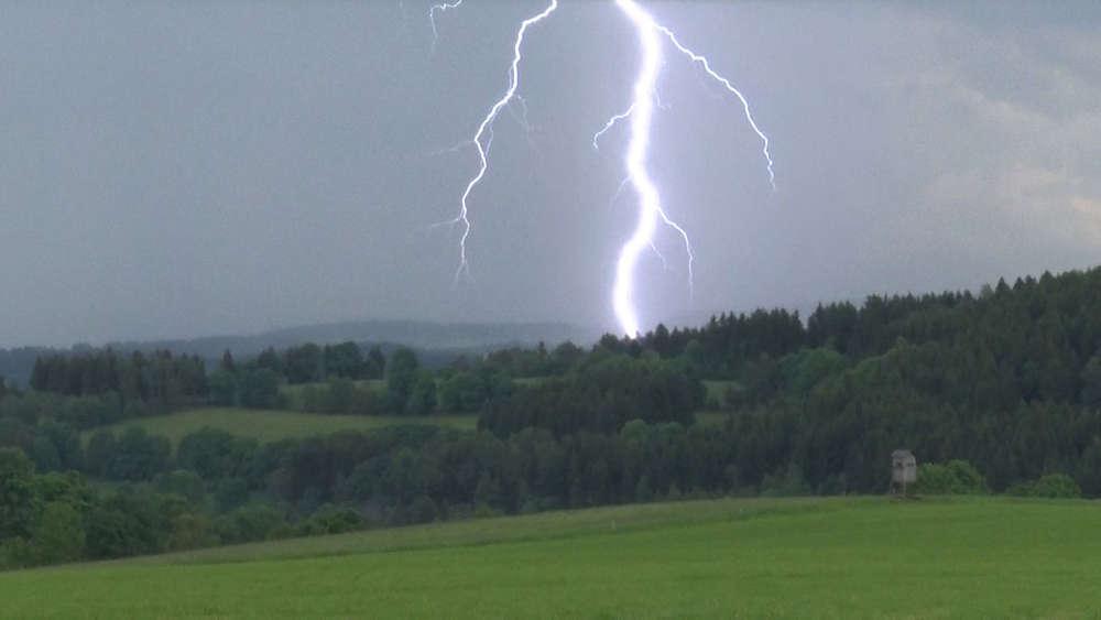 Deutschlands Wetter Experten Warnen Vor Giftigen Gewitterzellen Welt