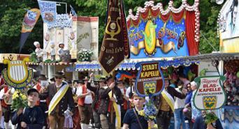 Unterschleißheim volksfest 200 Einsätze,