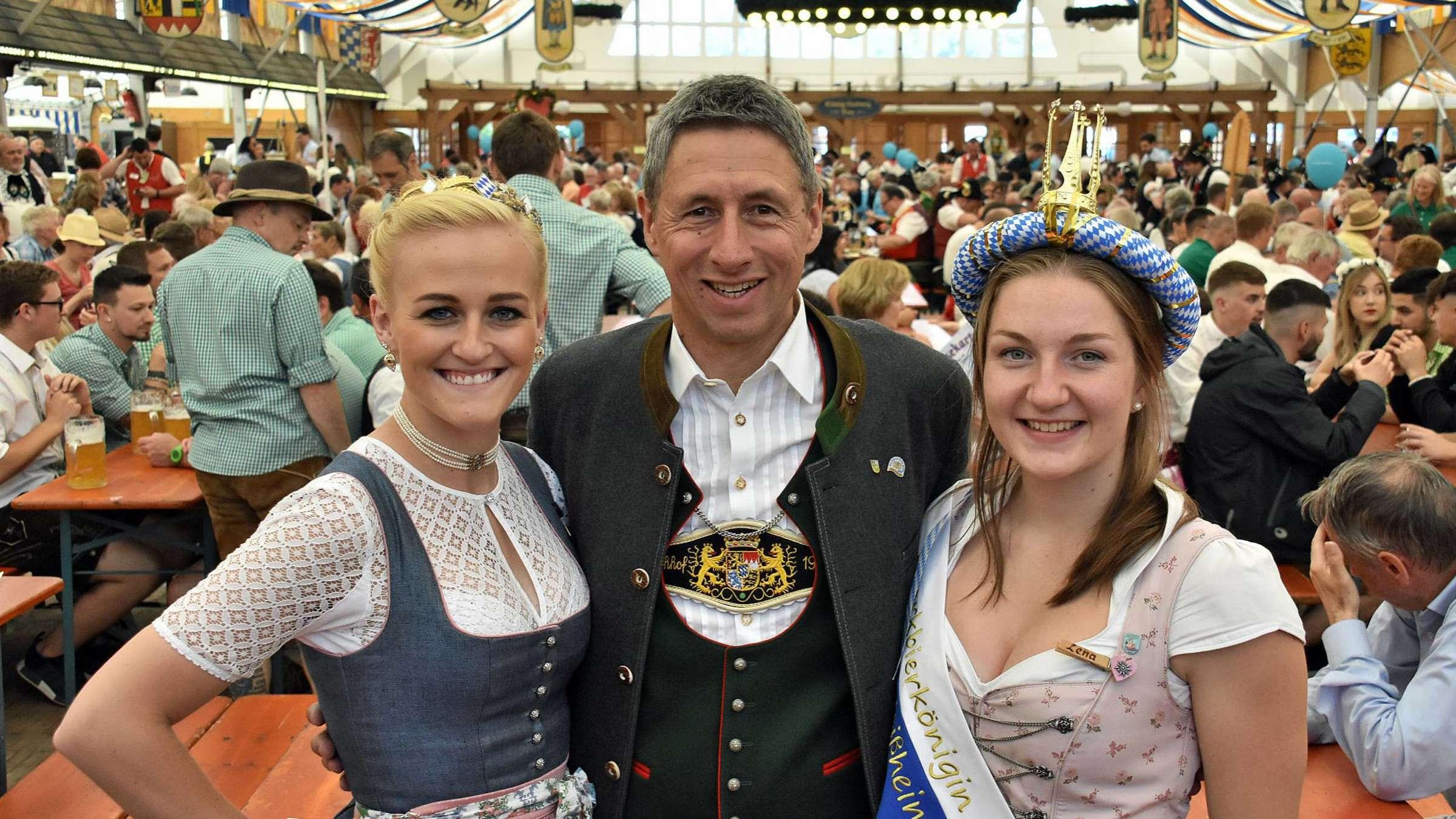 Unterschleißheim volksfest Unterschleißheim: Als