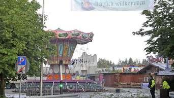 Unterschleißheim volksfest Volksfest Oberschleißheim