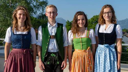 Abi 2019 in Murnau: Viermal die Traumnote 1,0