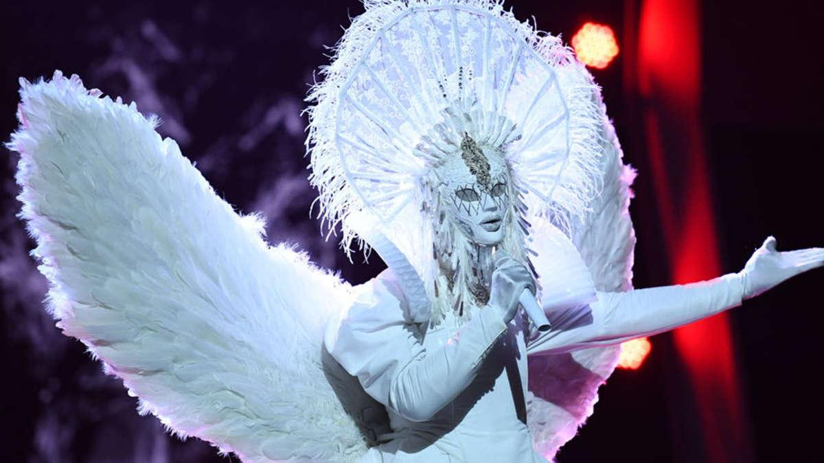 masked singer engel