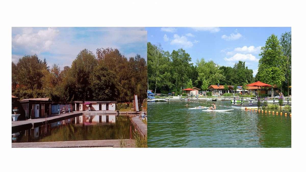 Oberhaching: Naturbad Furth feiert Jubiläum  Oberhaching