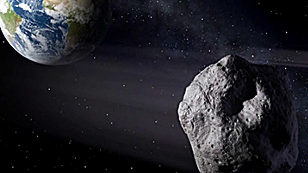 """Asteroid erst in letzter Sekunde bemerkt: """"City-Killer"""" hätte eine Stadt zerstören können"""