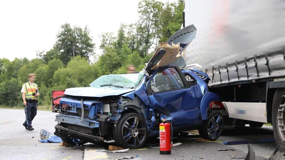 Unfall östringen Heute