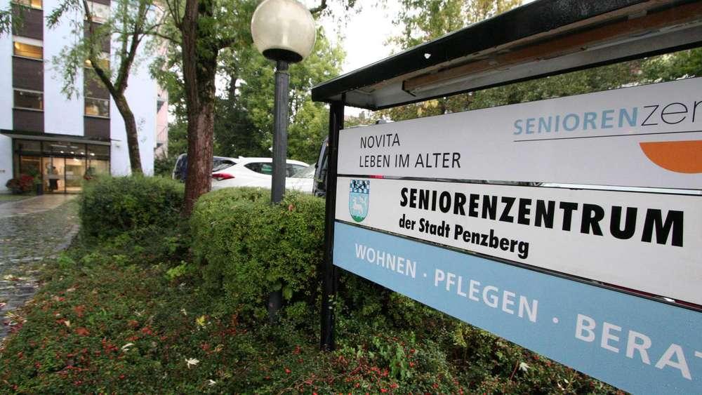 Penzberg Seniorenzentrum In Penzberg Novita Geht Awo