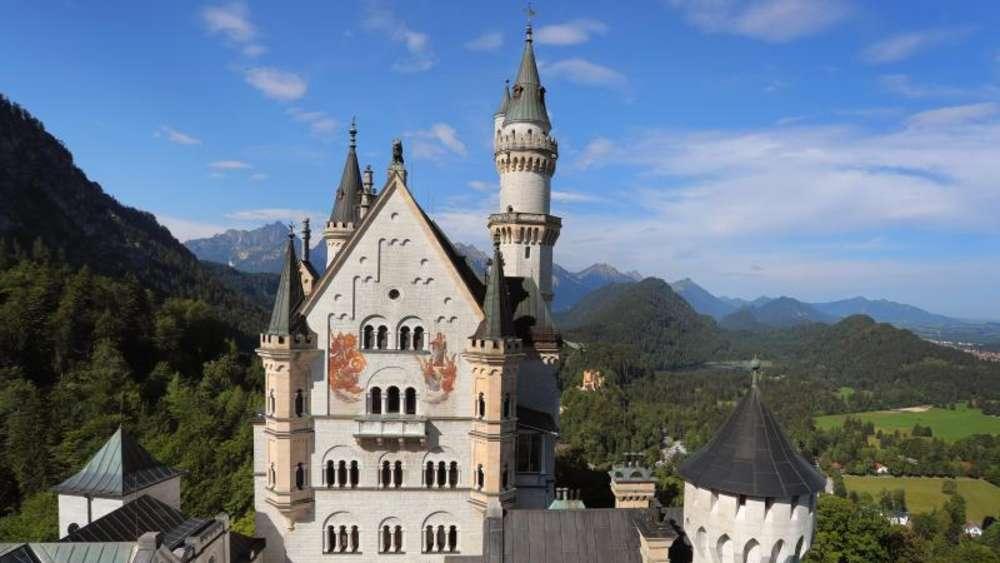 So Begann Die Geschichte Von Schloss Neuschwanstein Reise