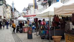 Tölz live: Herbstmarkt in Bad Tölz