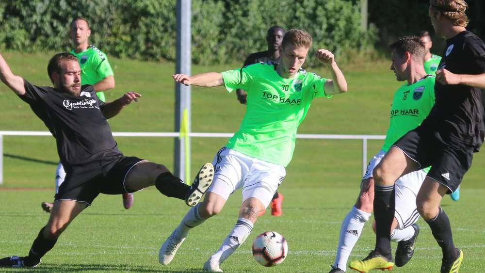 Bezirksliga Süd Der Fc Penzberg Siegt Gegen Den Fc Hertha