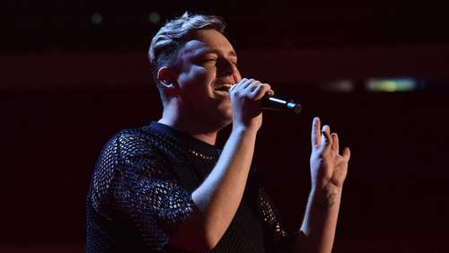 Bastian Springer (21) aus Taufkirchen will The Voice of Germany werden