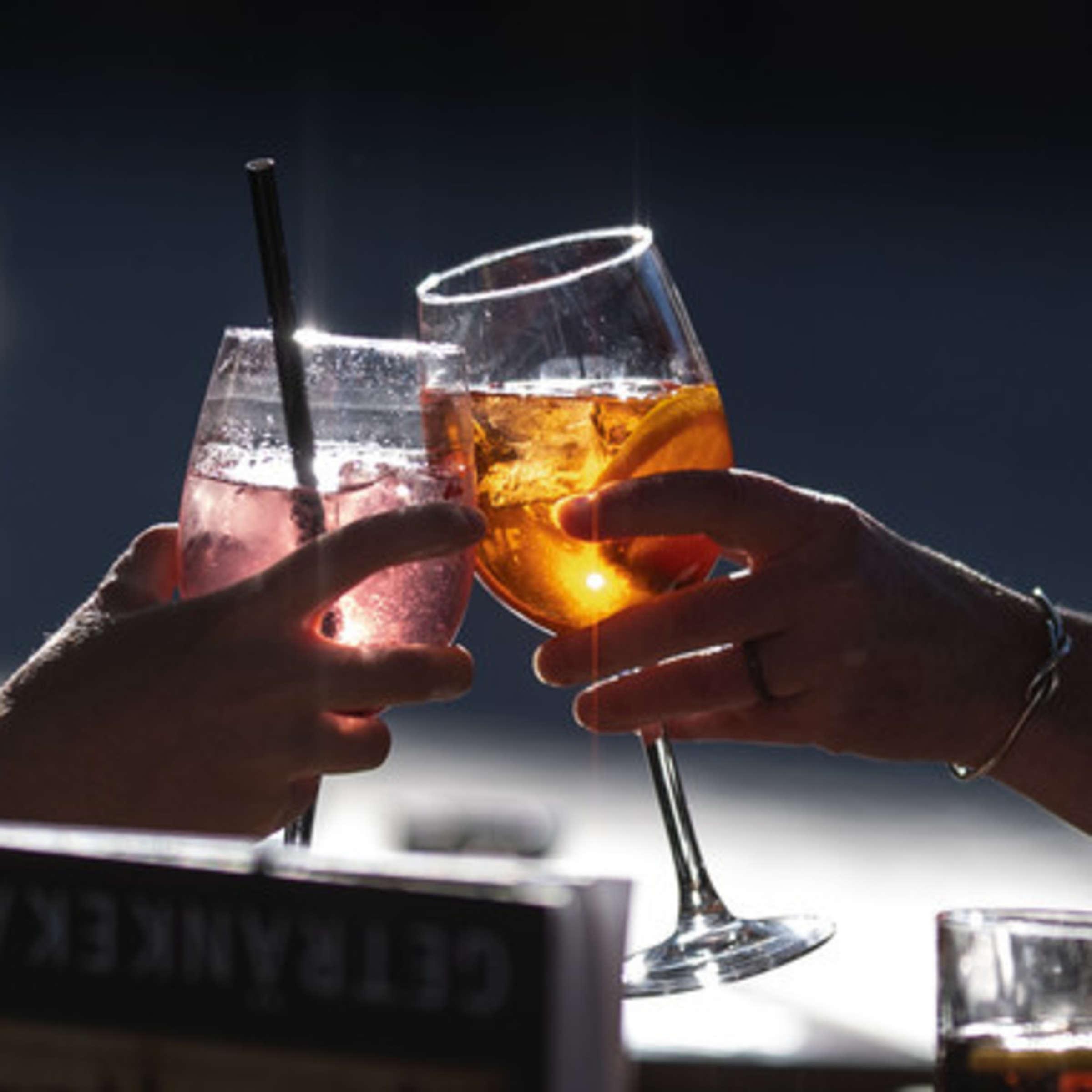 Frauen trinken wenn alkohol Alkoholismus erkennen: