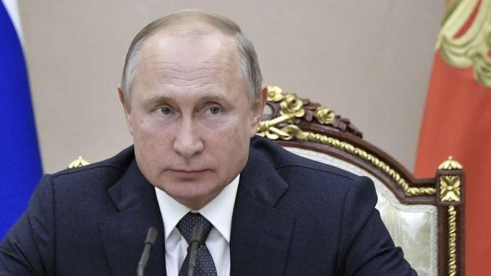 Putin kennenlernen
