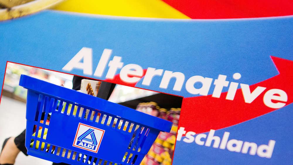 """Aldi: AfD wirft Discounter """"Islamisierung"""" wegen eines Produkts vor - doch das geht nach hinten los"""