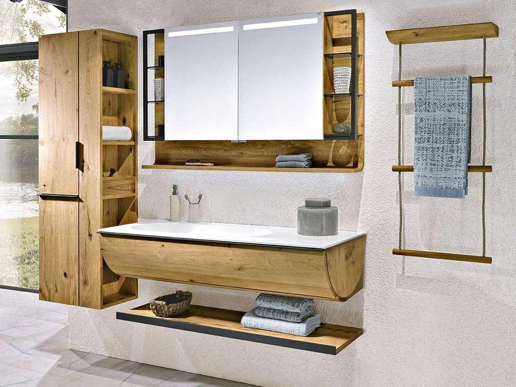 Holz im Bad – Schön natürlich, aber geht das gut?  SEGMÜLLER