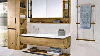 Holz im Bad – Schön natürlich, aber geht das gut ...