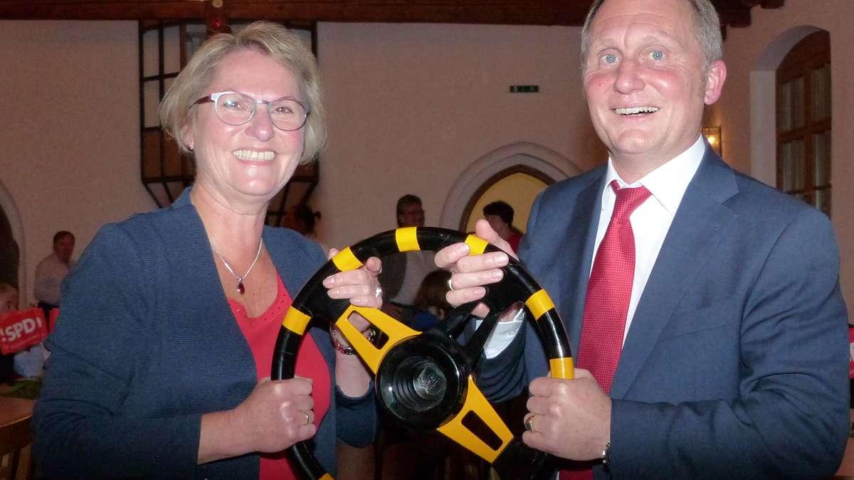 Bürgermeisterwahl 2020/Schongau: Falk Sluyterman (SPD) kandidiert   Schongau - Merkur.de