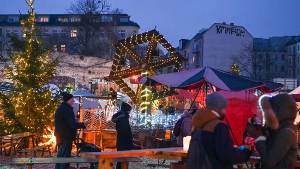 Bester Weihnachtsmarkt Deutschland.Das Sind Die Zehn Aussergewohnlichsten Weihnachtsmarkte In