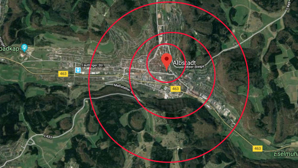 Albstadt Schwabische Alb Erdbeben Schreckt Anwohner Aus Dem