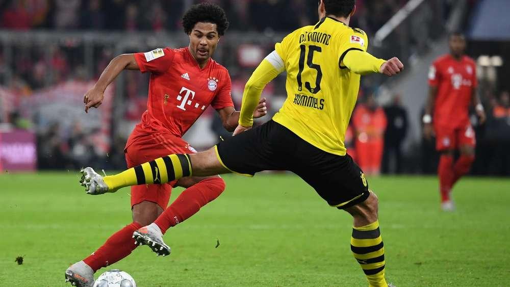 Fussball Ratsel Hat Borussia Dortmund Bayern Munchen