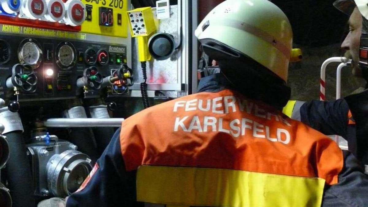 Personalnot bei der Karlsfelder Feuerwehr – Gemeinde unterstützt Profi-Werbekampagne | Karlsfeld - merkur.de