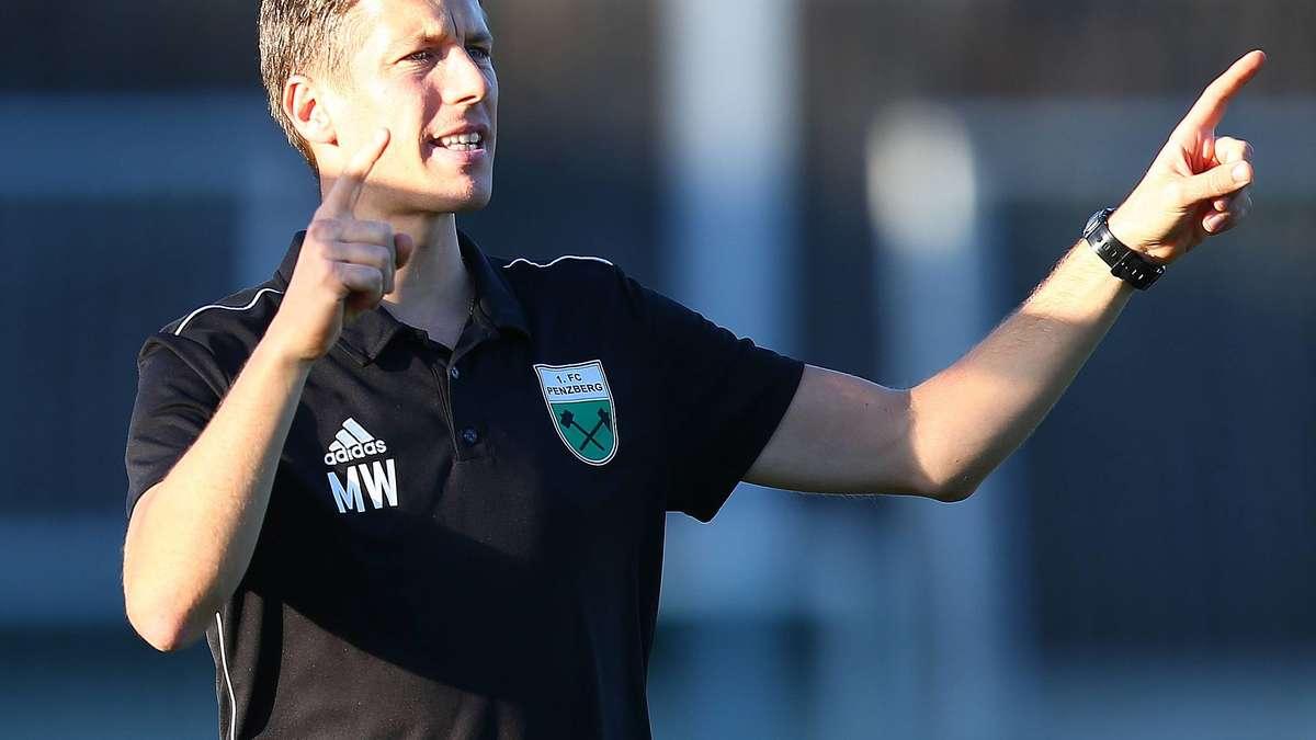 1. FC Penzberg: Trainer Martin Wagner zieht nach 2 Monaten Bilanz | Landkreis Weilheim - Merkur.de