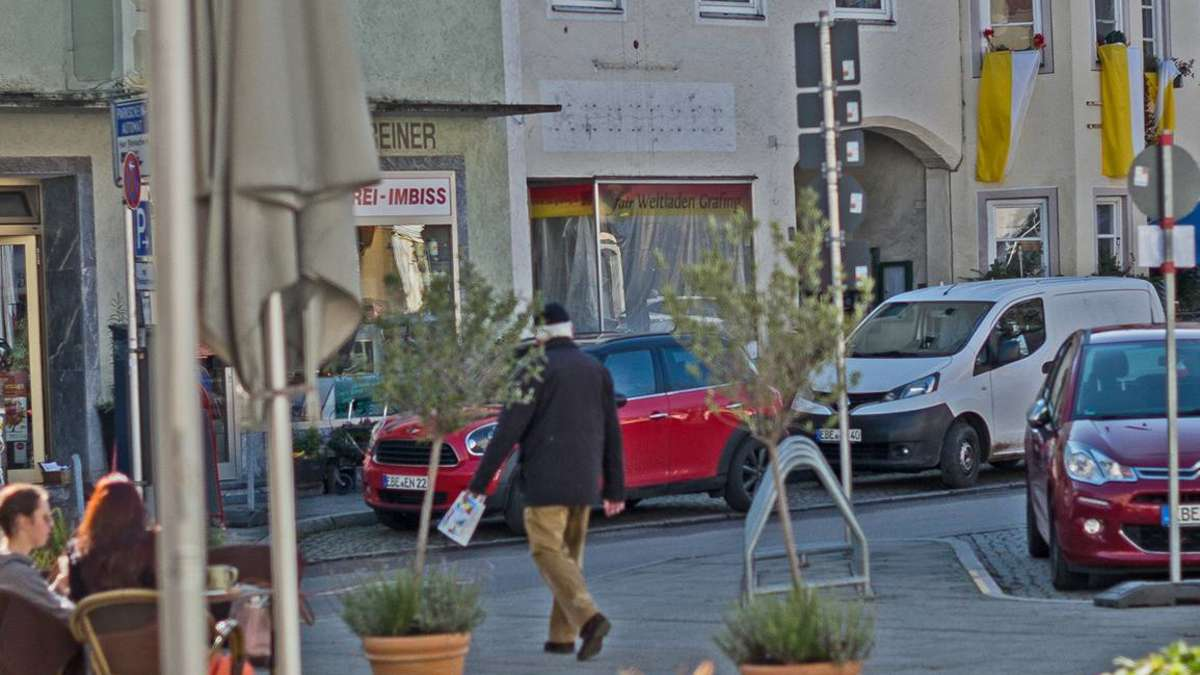 Grafing/Bayern Grafinger Einzelhandelskonzept vorgestellt   Grafing - merkur.de