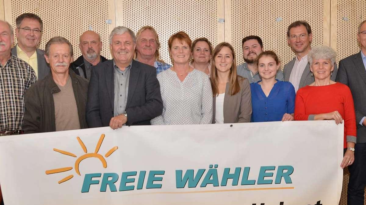 Kommunalwahl 2020/Mammendorf: Die Liste der Freien Wähler | Mammendorf - Merkur.de