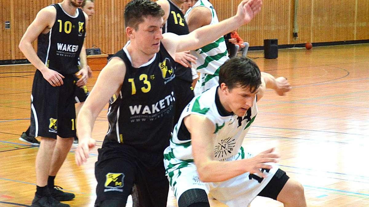 Für Basketballer des TuS Holzkirchen geht es um die Wurscht | Landkreis Miesbach - merkur.de
