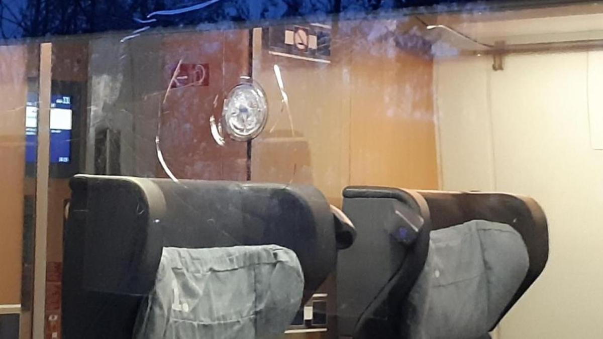 ICE-Attacke/Uelzen: Unbekannte werfen Steinen - Bundespolizei veröffentlicht Fotos - Fahndung | Welt - merkur.de
