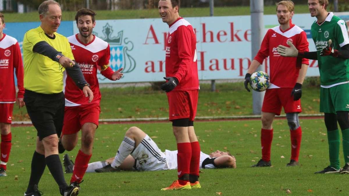 Kreisklasse 4 Zugspitze: TSV Peiting 2 und SV Raisting 2 remis - TSV Hohenpeißenberg und SV Unterdießen 2 unentschieden | Landkreis Weilheim - Merkur.de