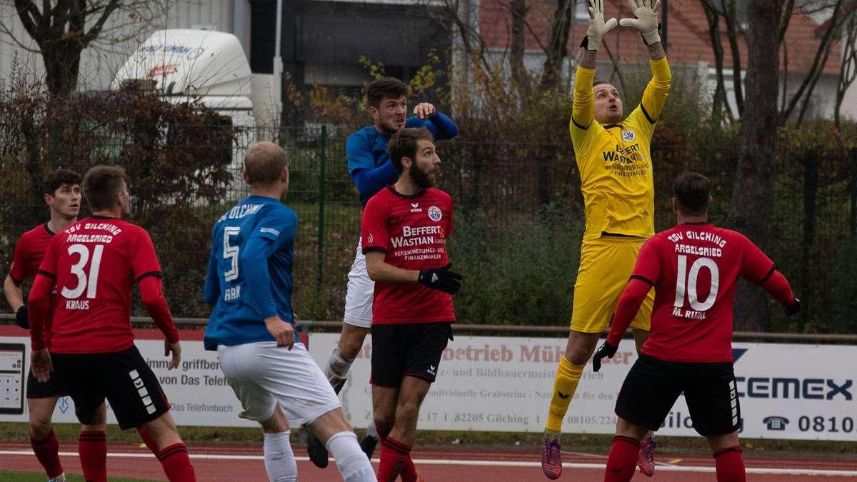 TSV Gilching: Niederlage gegen SC Olching trotz Überzahl | Landkreis Starnberg - Merkur.de