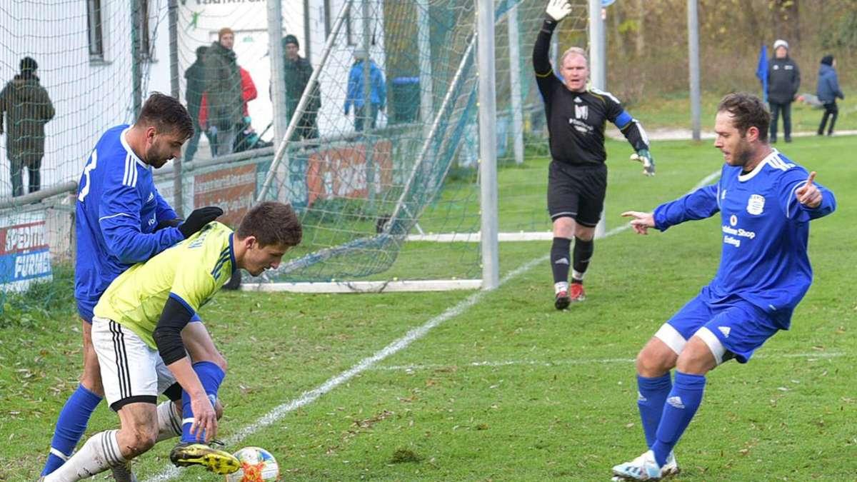 TSV Aspis Taufkirchen mit knapper Niederlage gegen den SC Moosen | Landkreis Erding - merkur.de