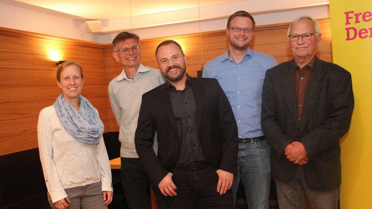 Kommunalwahl 2020/Penzberg: Liberale Neulinge wollen in den Stadtrat | Penzberg - merkur.de