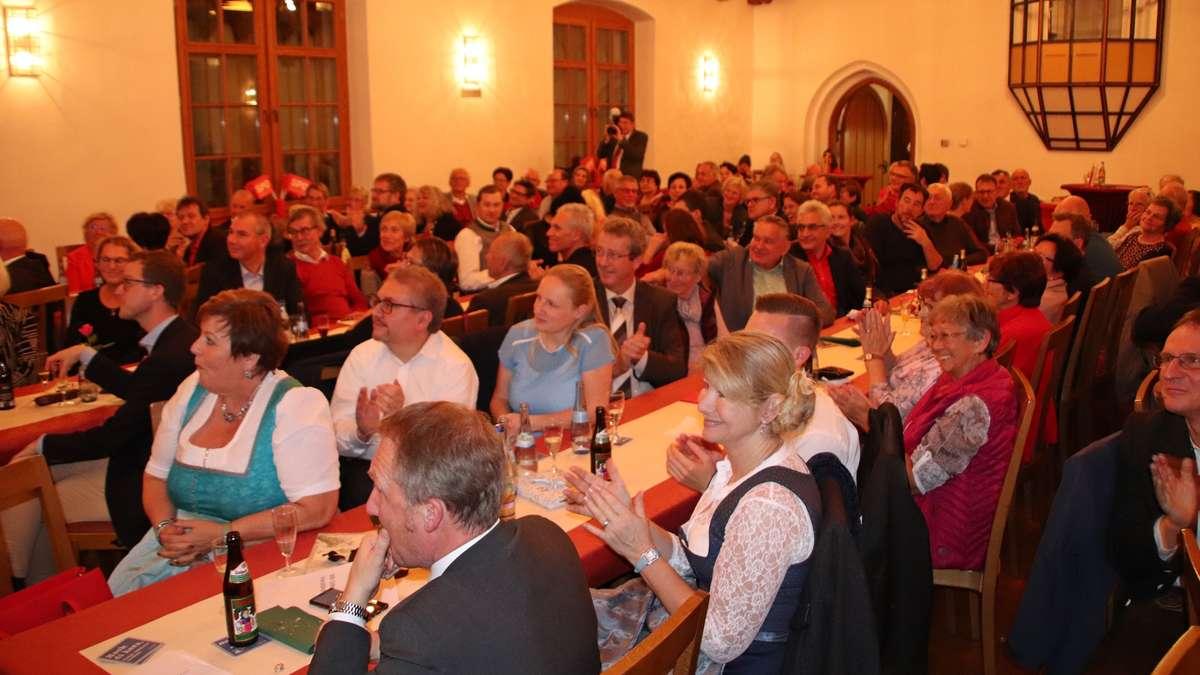 Schongau: Ihren 100. Geburtstag feierte jetzt die SPD   Schongau - merkur.de