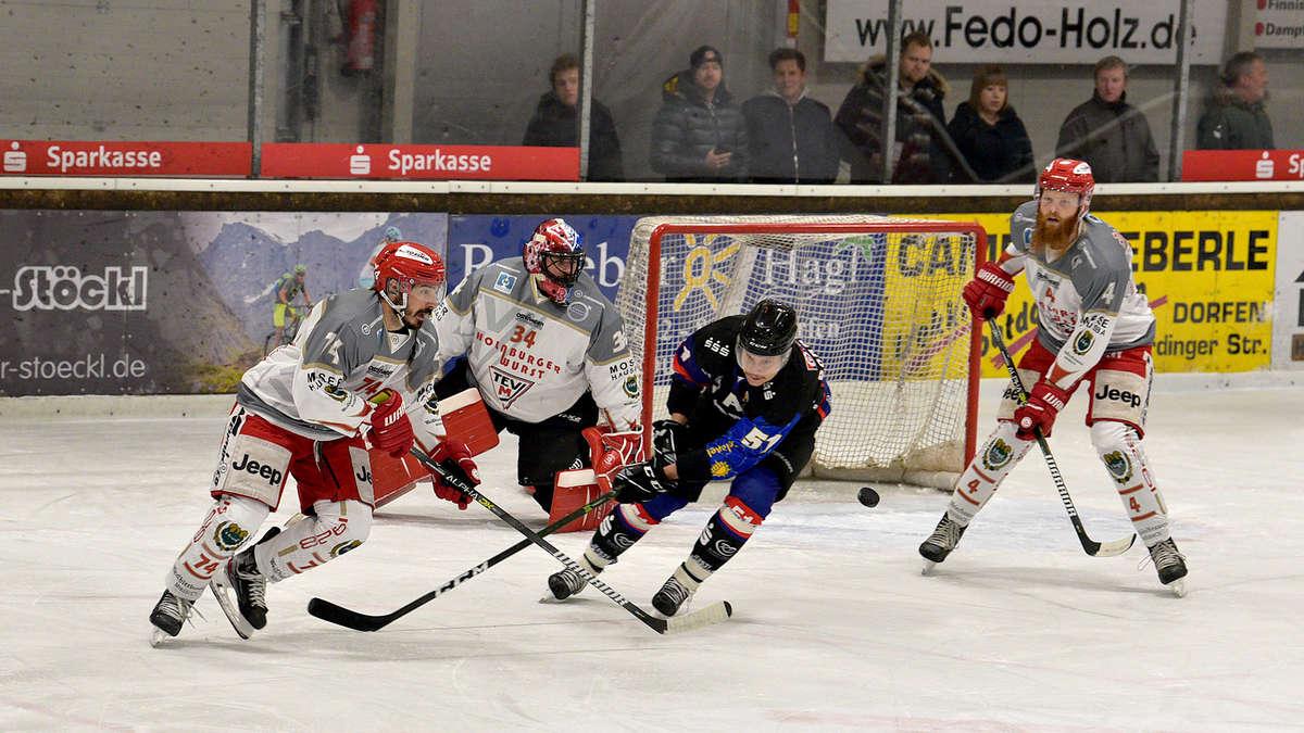 ESC Dorfen: Fans sorgen für Unverständnis in Miesbach | ESC Dorfen - Merkur.de
