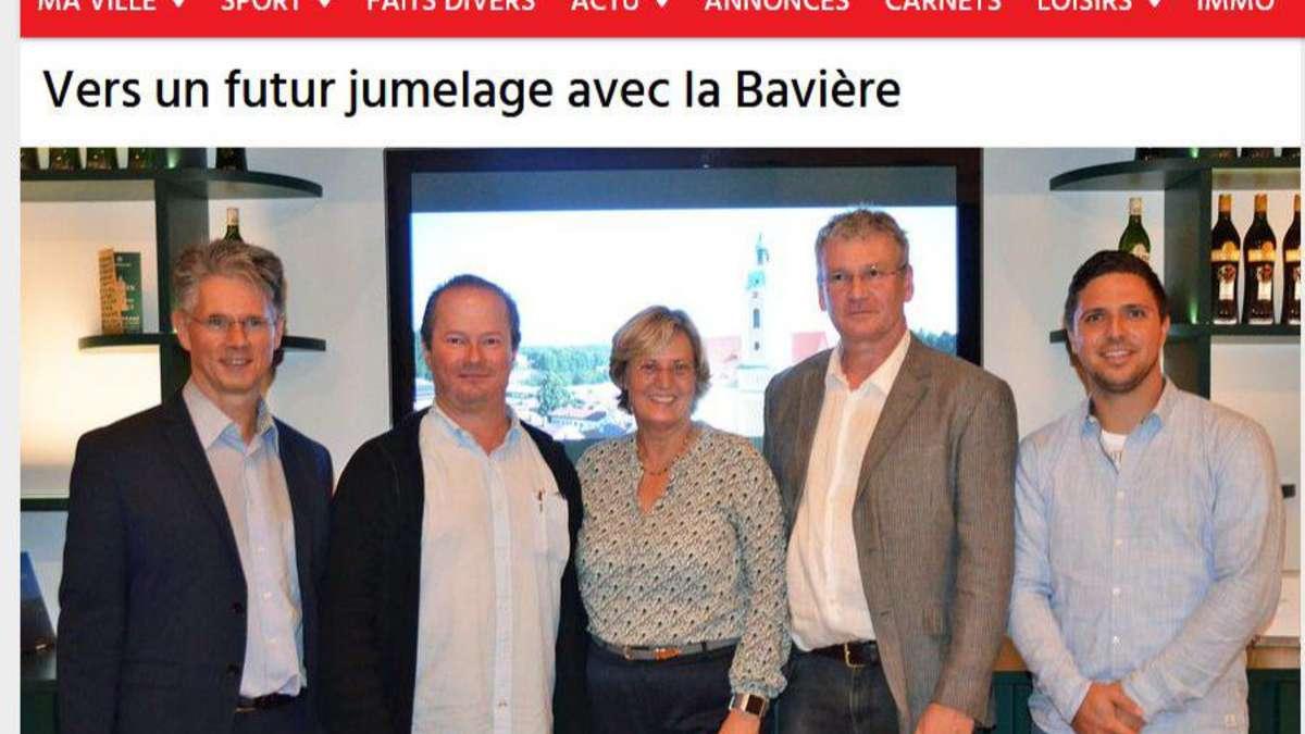 Delegation aus Miesbach besucht Marseillan: Der Wunsch nach einer Partnerschaft ist groß | Miesbach - merkur.de