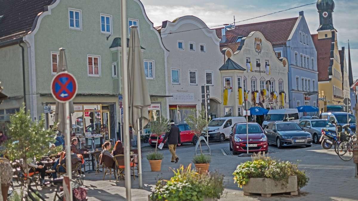 Grafing/Bayern: Marktplatzstreit scheint beigelegt   Grafing - Merkur.de
