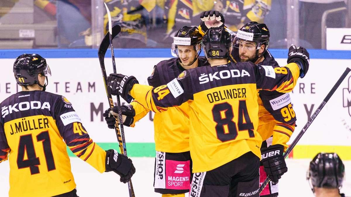 Eishockey: Andy Eders doppelte Premiere | Landkreis Miesbach - merkur.de