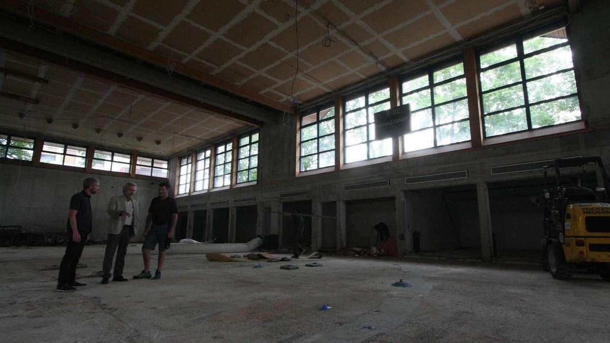 Penzberg: Turnhalle in Penzberg: Sanierungskosten jetzt bei 10,7 Millionen Euro - Ausschuss verweigert Freigabe | Penzberg - merkur.de
