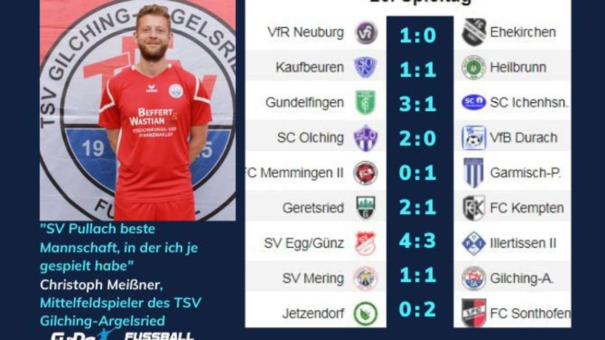 TSV Gilching-Argelsried: Routinier Christoph Meißner im Interview | Landkreis Starnberg - Merkur.de