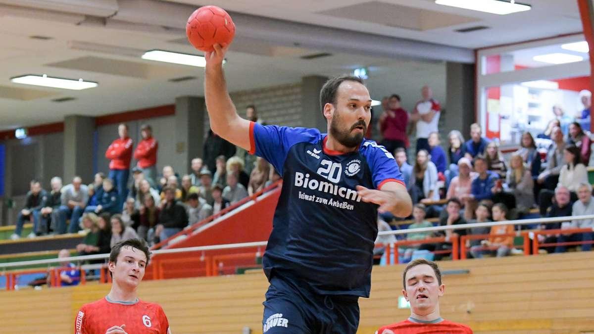 Weilheim: TSV siegt in Handball-Bezirksoberliga gegen Gilching mit 31:20 | Weilheim - Merkur.de