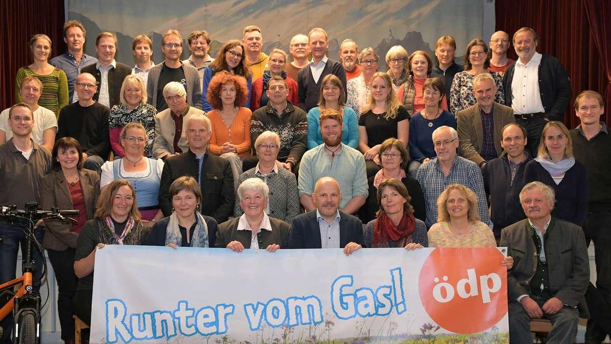 Kommunalwahl 2020/Weilheim-Schongau: ÖDP mit 63 Kandidaten für den Kreistag   Weilheim - Merkur.de