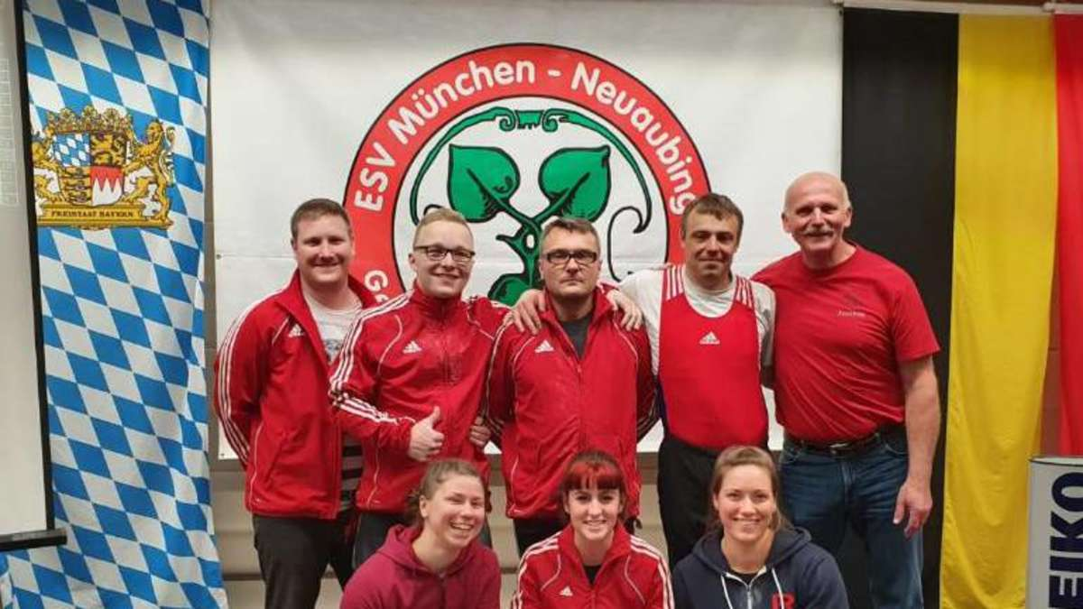 Eichenaus Gewichtheber jetzt in Kooperation mit Neu-Ulm | Landkreis Fürstenfeldbruck - Merkur.de