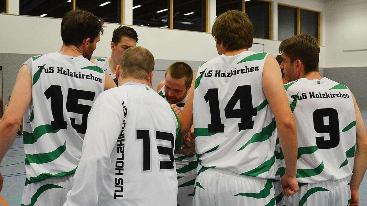 Basketball: Holzis mit mehr körperlicher Präsenz | Landkreis Miesbach - merkur.de
