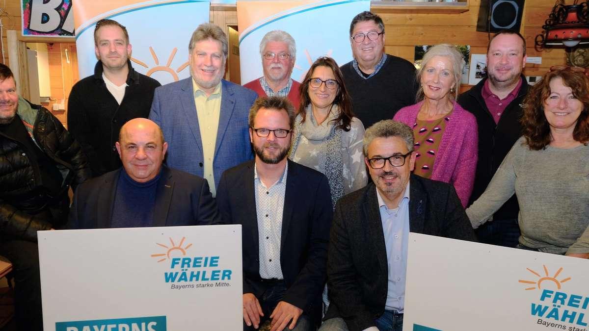 Kommunalwahl 2020 in Gilching: Mit italienischem Charmein den Wahlkampf | Gilching - merkur.de