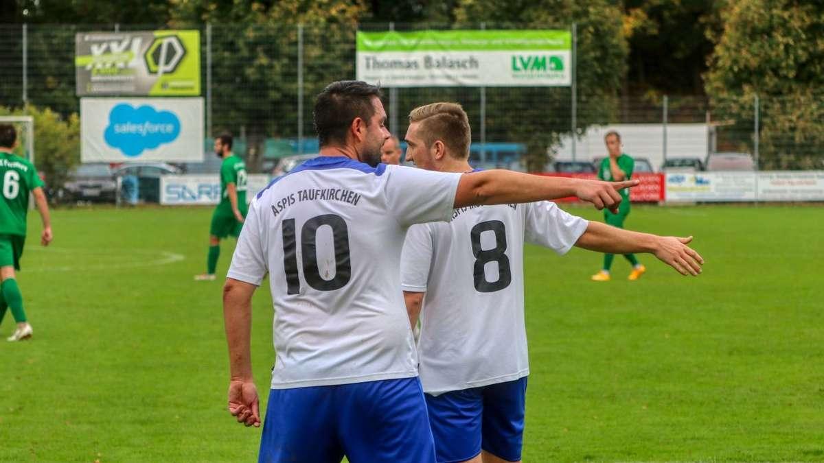 TSV Aspis Taufkirchen: Ohne Kasten, Schaumeier und Dillis | Landkreis Erding - merkur.de