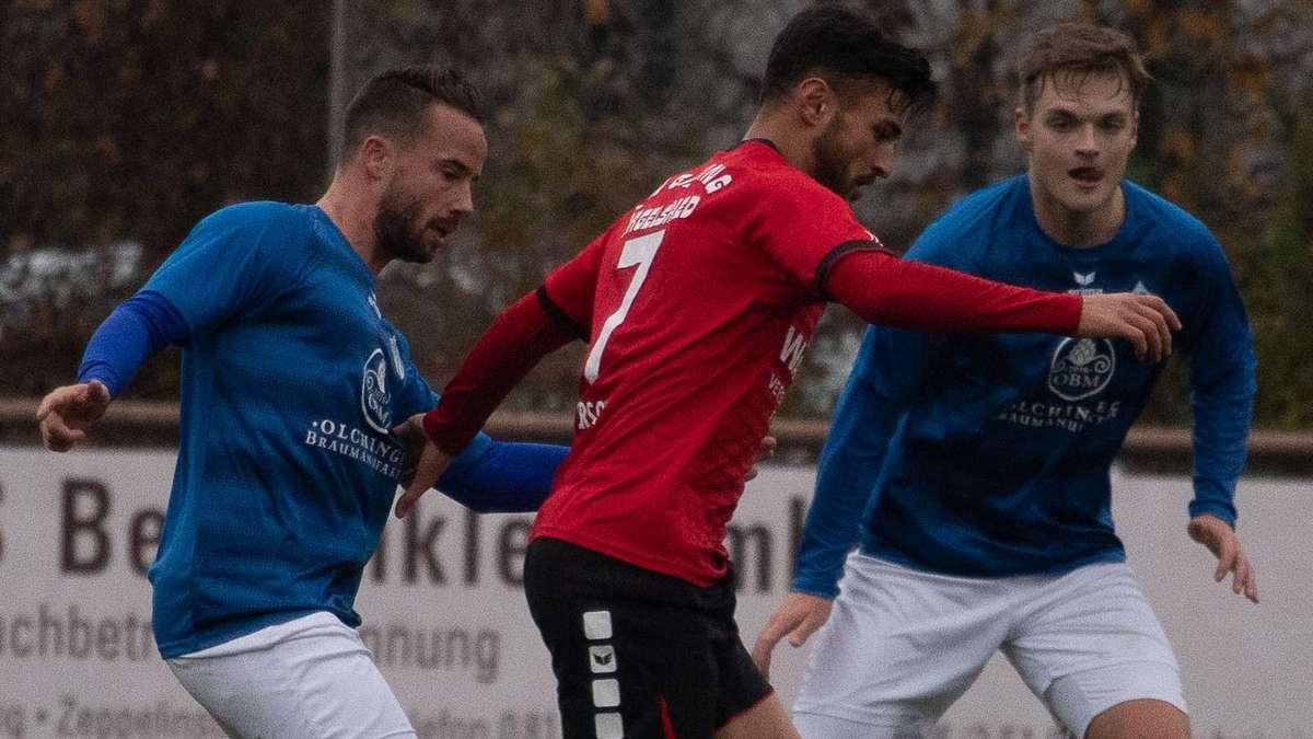 Torflaute des TSV Gilching vor Spiel beim SV Mering: Coach bleibt cool | Landkreis Starnberg - Merkur.de